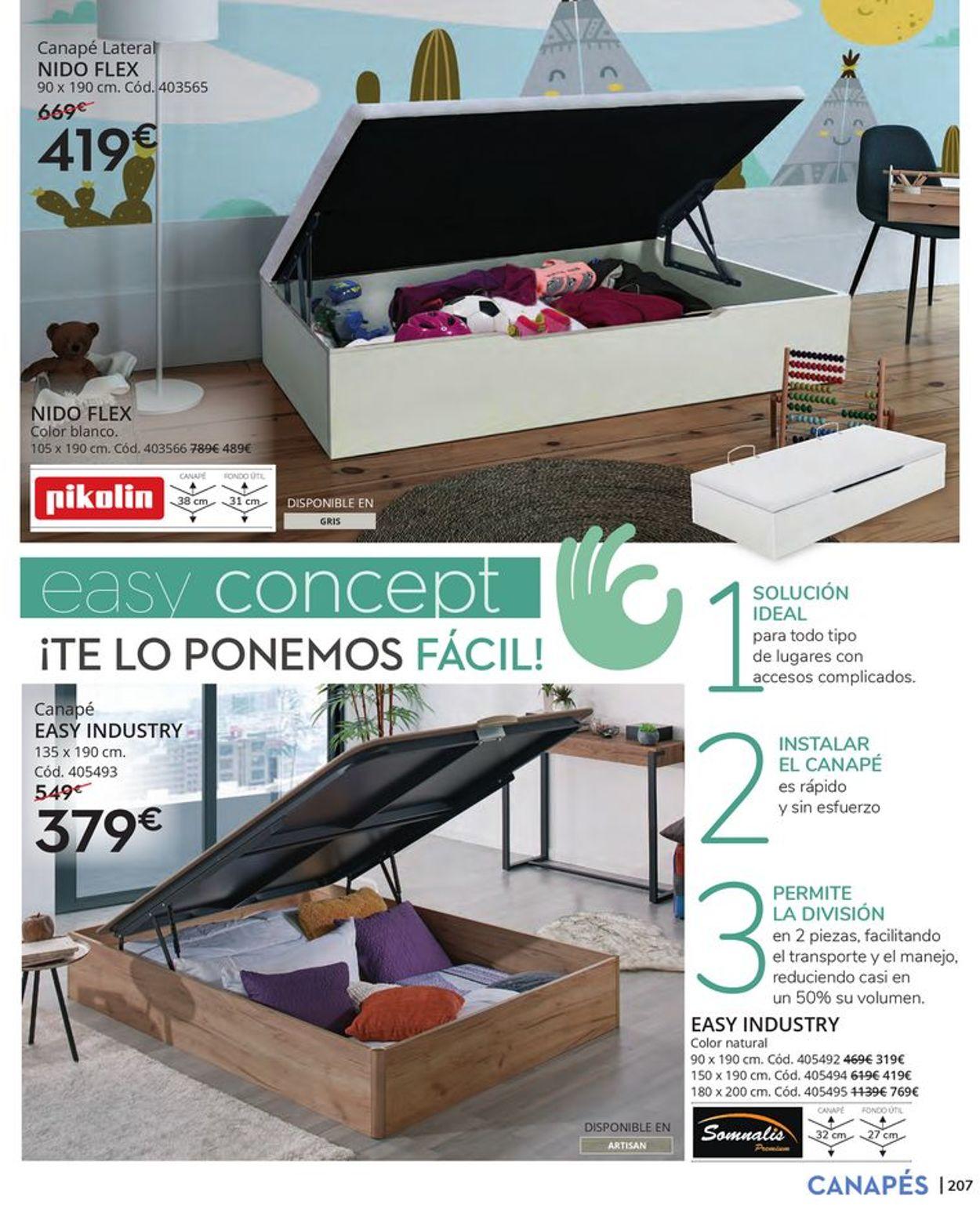 Conforama Folleto - 02.01-31.03.2021 (Página 207)
