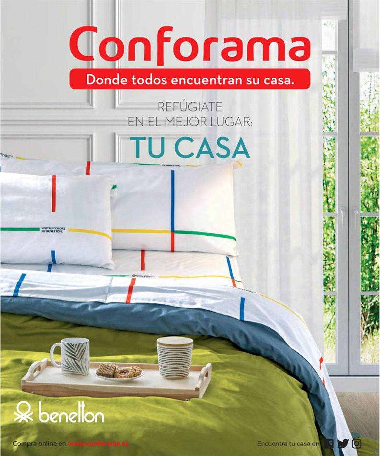Conforama Tu Casa 2021 Folleto - 03.02-31.12.2021