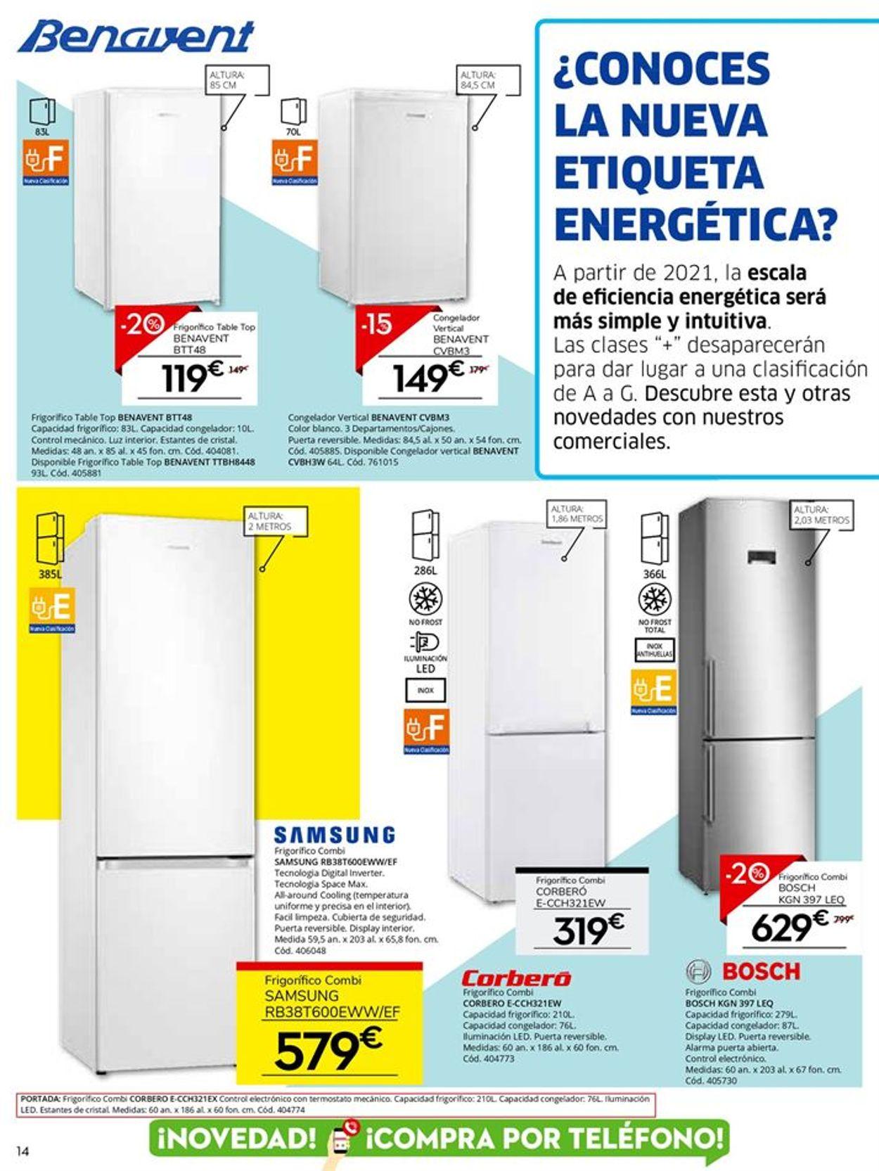 Conforama Folleto - 04.03-07.04.2021 (Página 14)