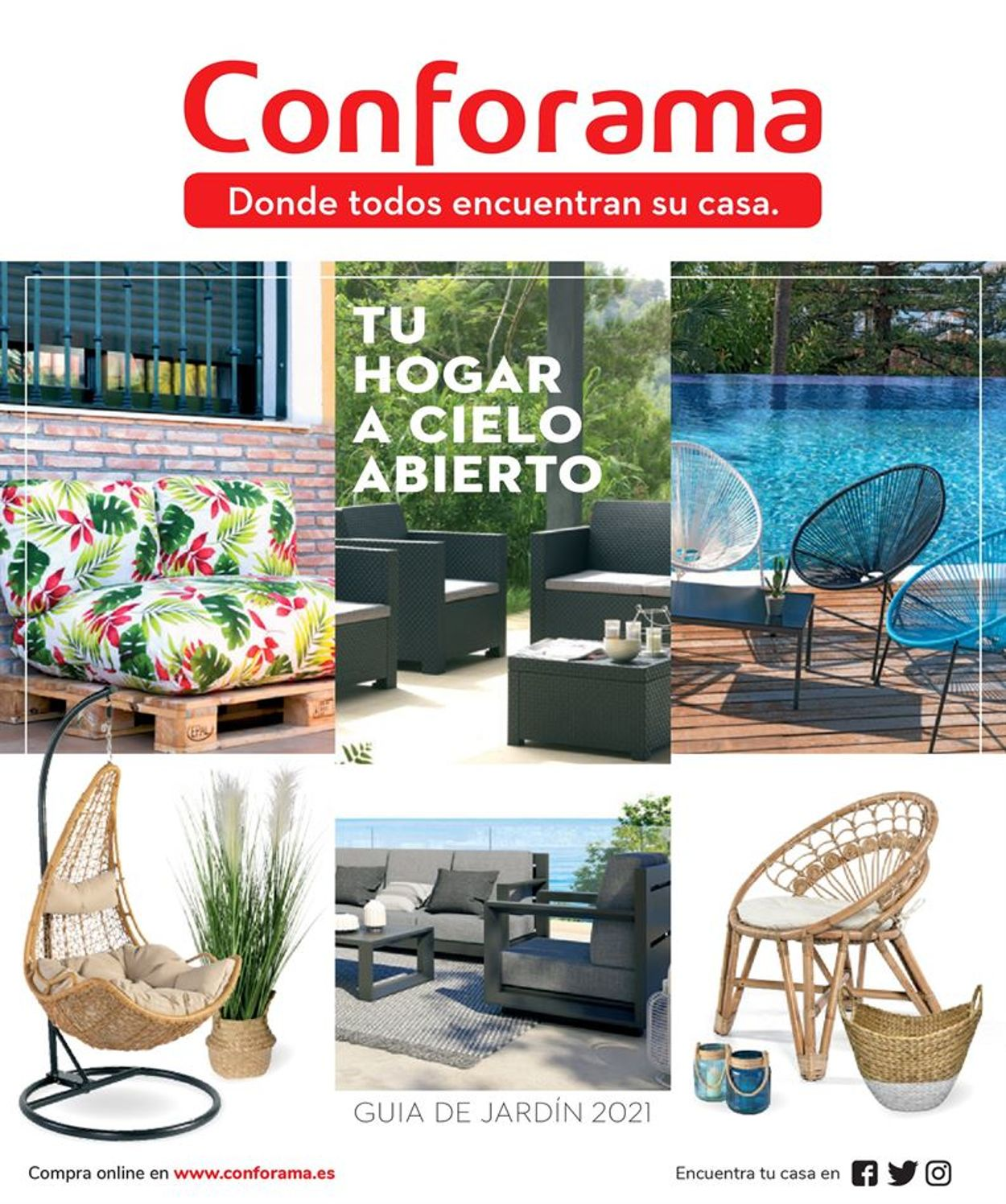 Conforama Folleto - 09.04-31.08.2021