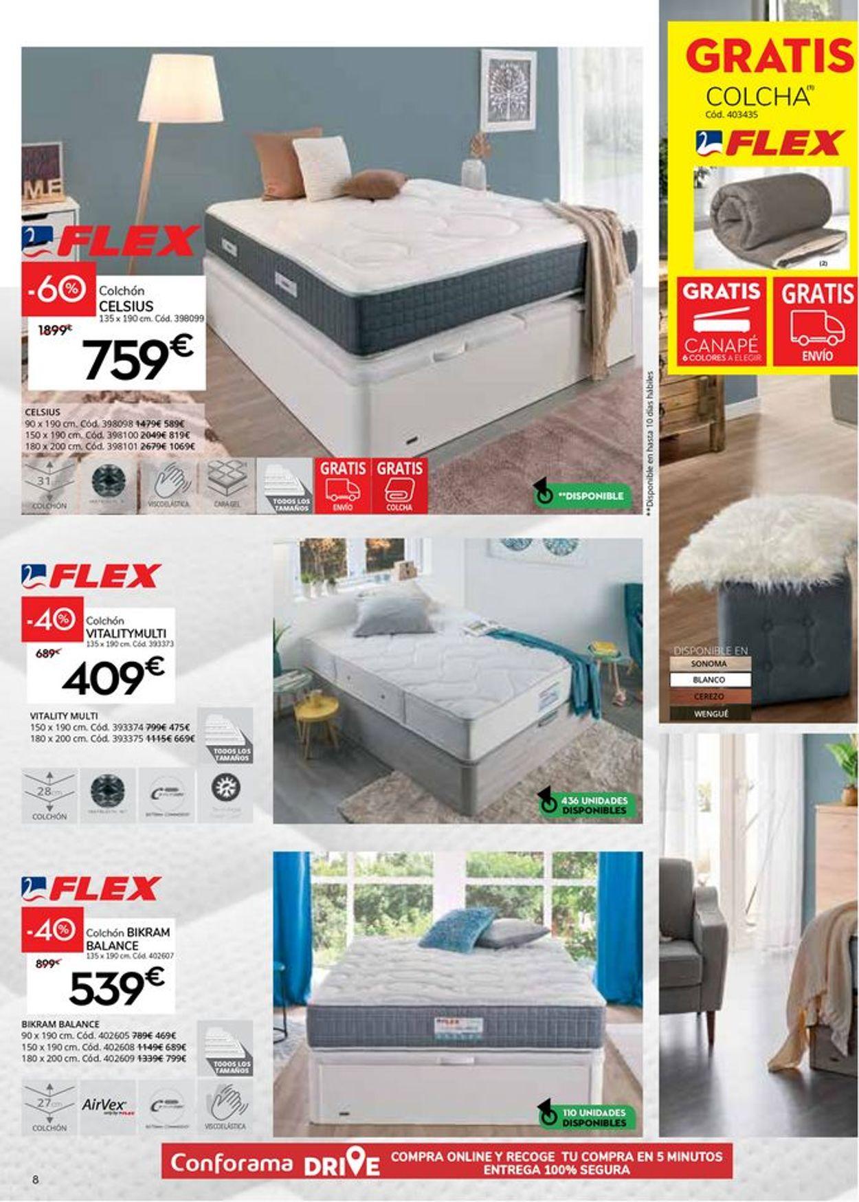 Conforama Folleto - 29.04-27.05.2021 (Página 8)