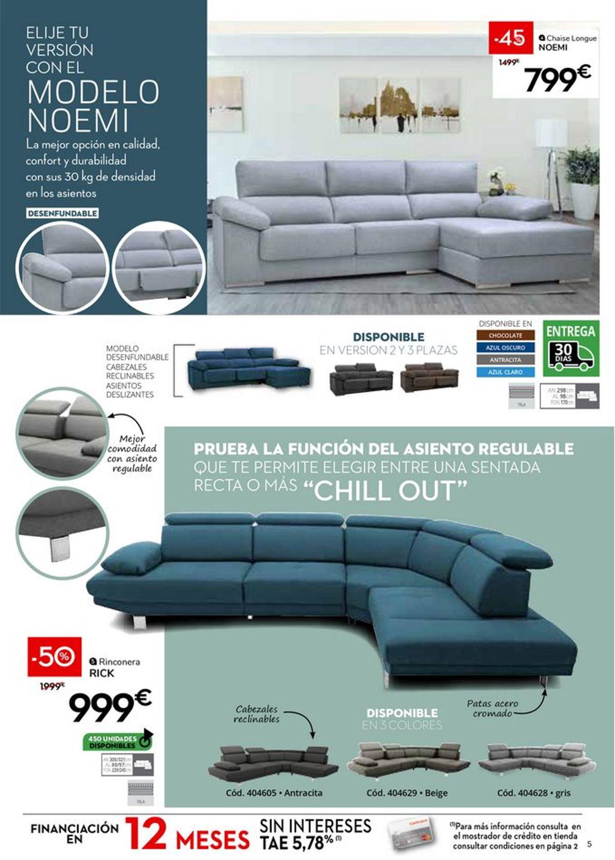 Conforama Folleto - 27.05-24.06.2021 (Página 5)