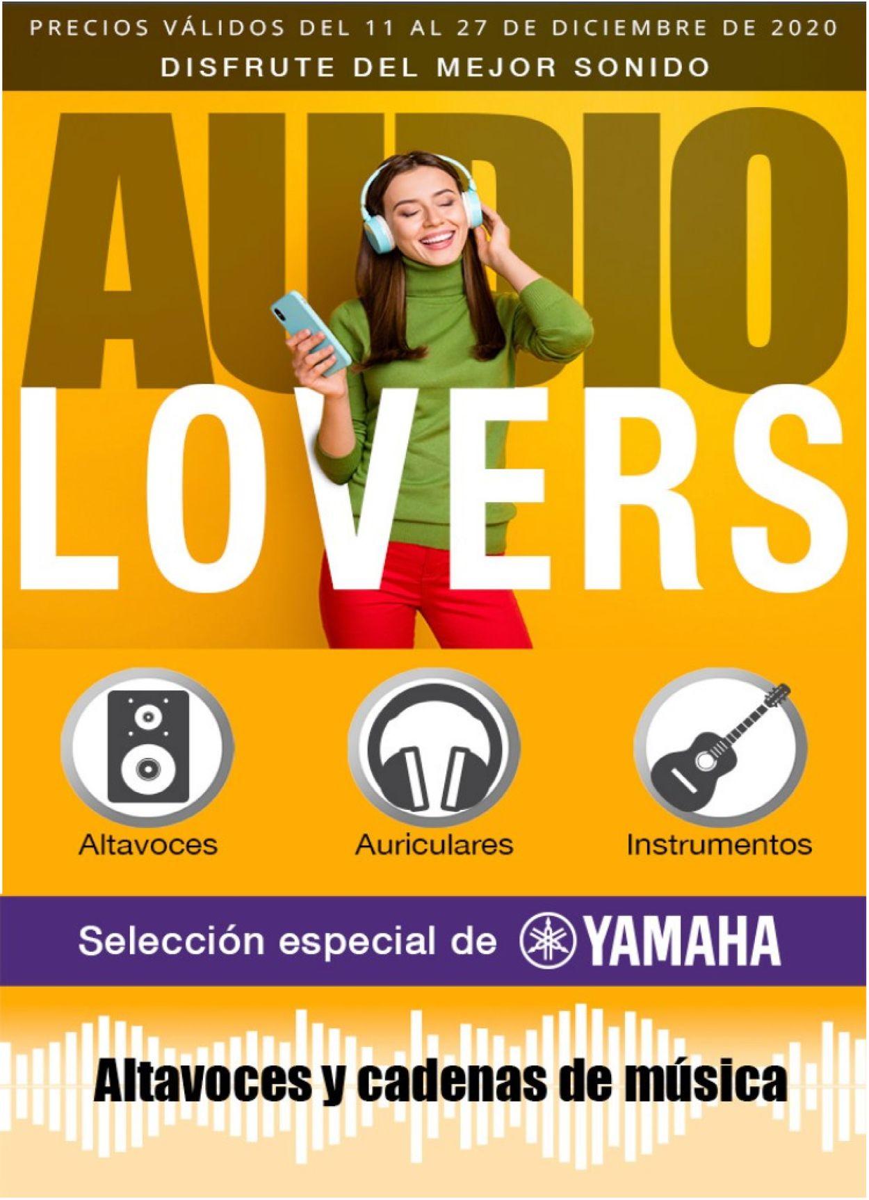 Costco Audio Lovers 2020 Folleto - 11.12-27.12.2020