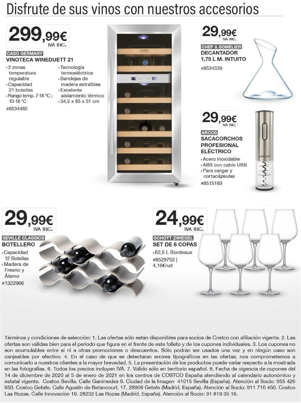Costco Vinos 2020 Folleto - 14.12-05.01.2021 (Página 10)