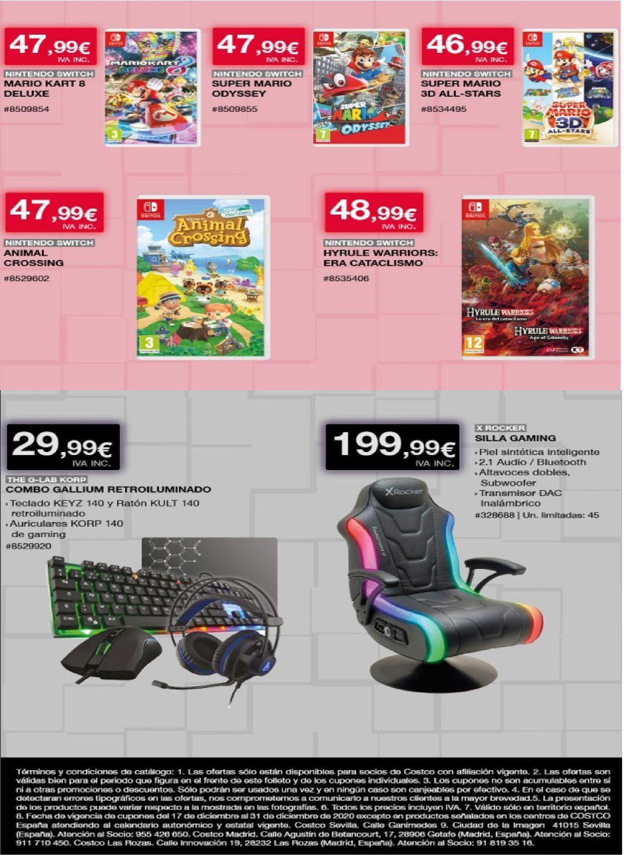 Costco Pro Game 2020 Folleto - 17.12-31.12.2020 (Página 4)