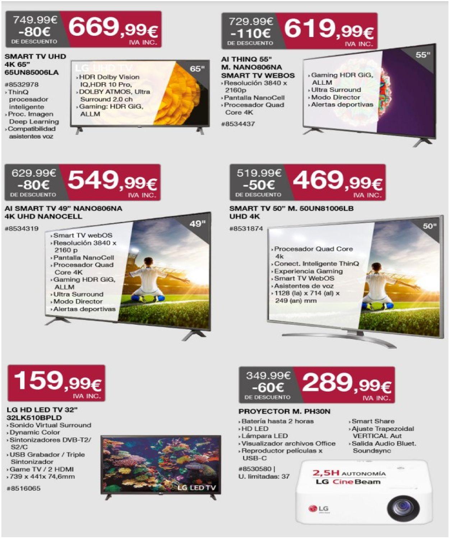 Costco LG Especial Folleto - 26.12-10.01.2021 (Página 3)