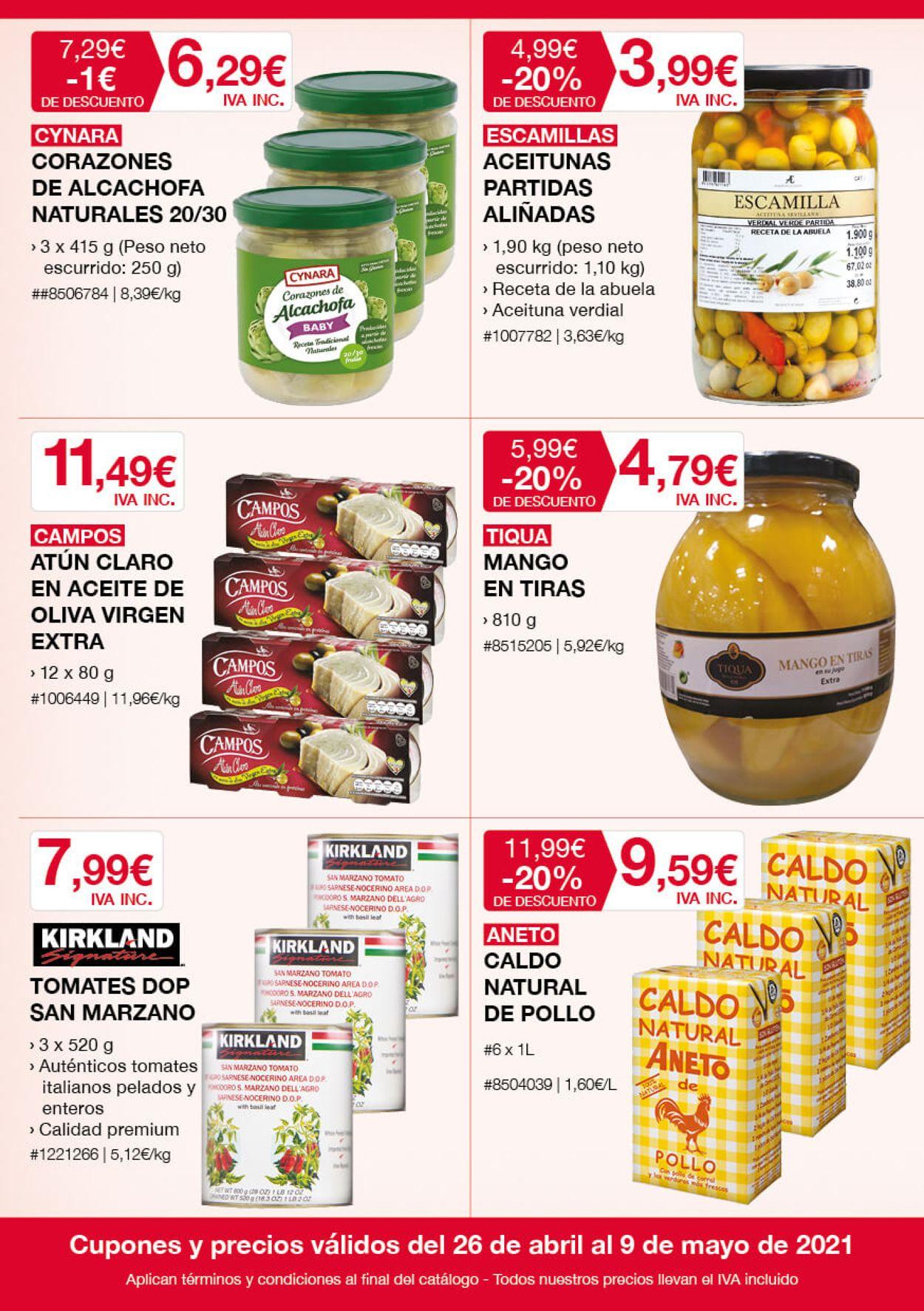 Costco Folleto - 26.04-09.05.2021 (Página 24)
