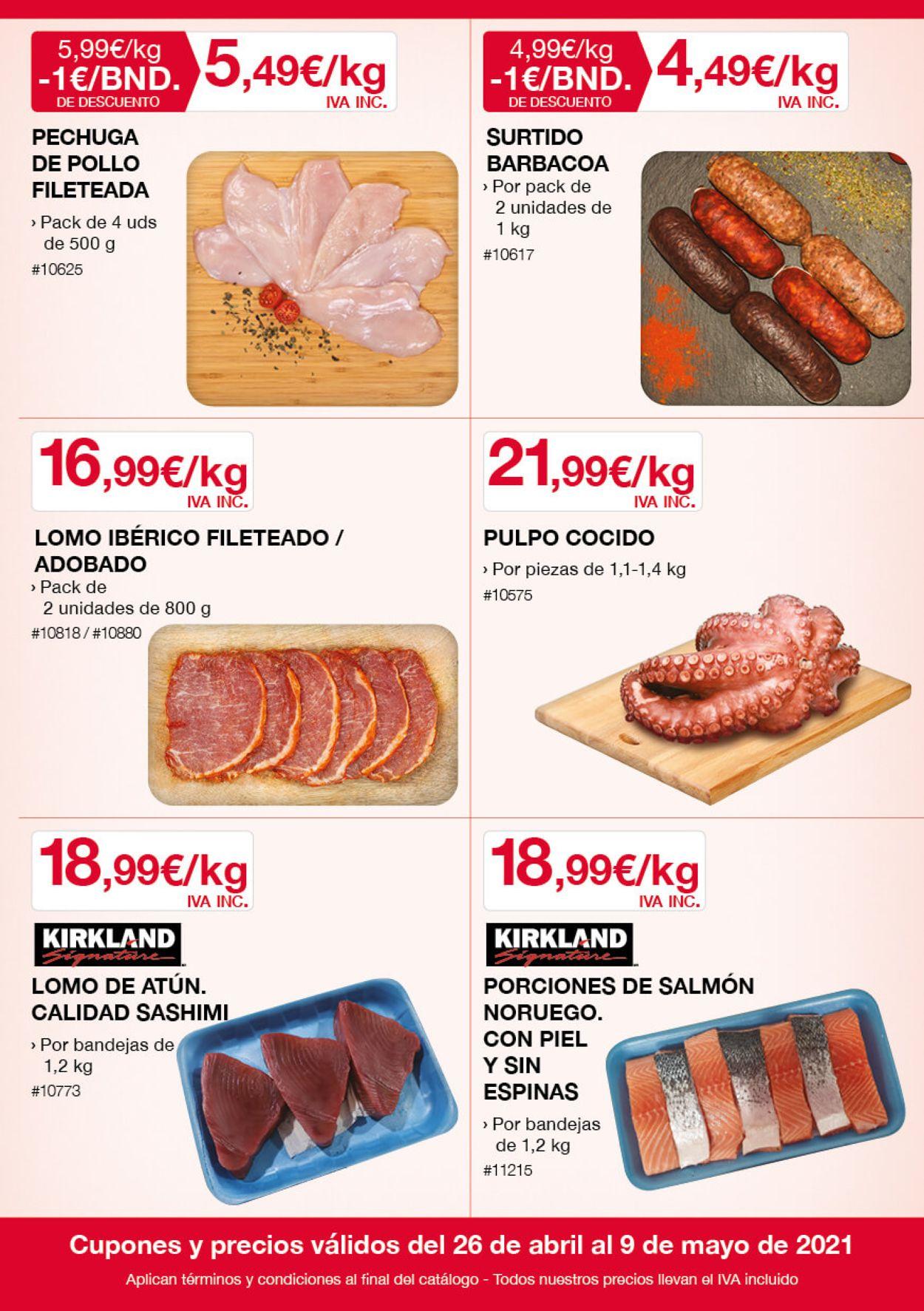 Costco Folleto - 26.04-09.05.2021 (Página 34)