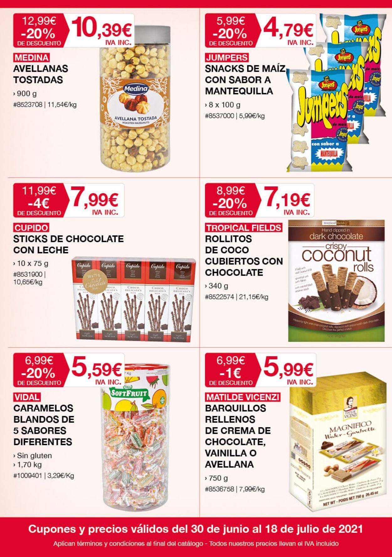 Costco Folleto - 30.06-18.07.2021 (Página 34)