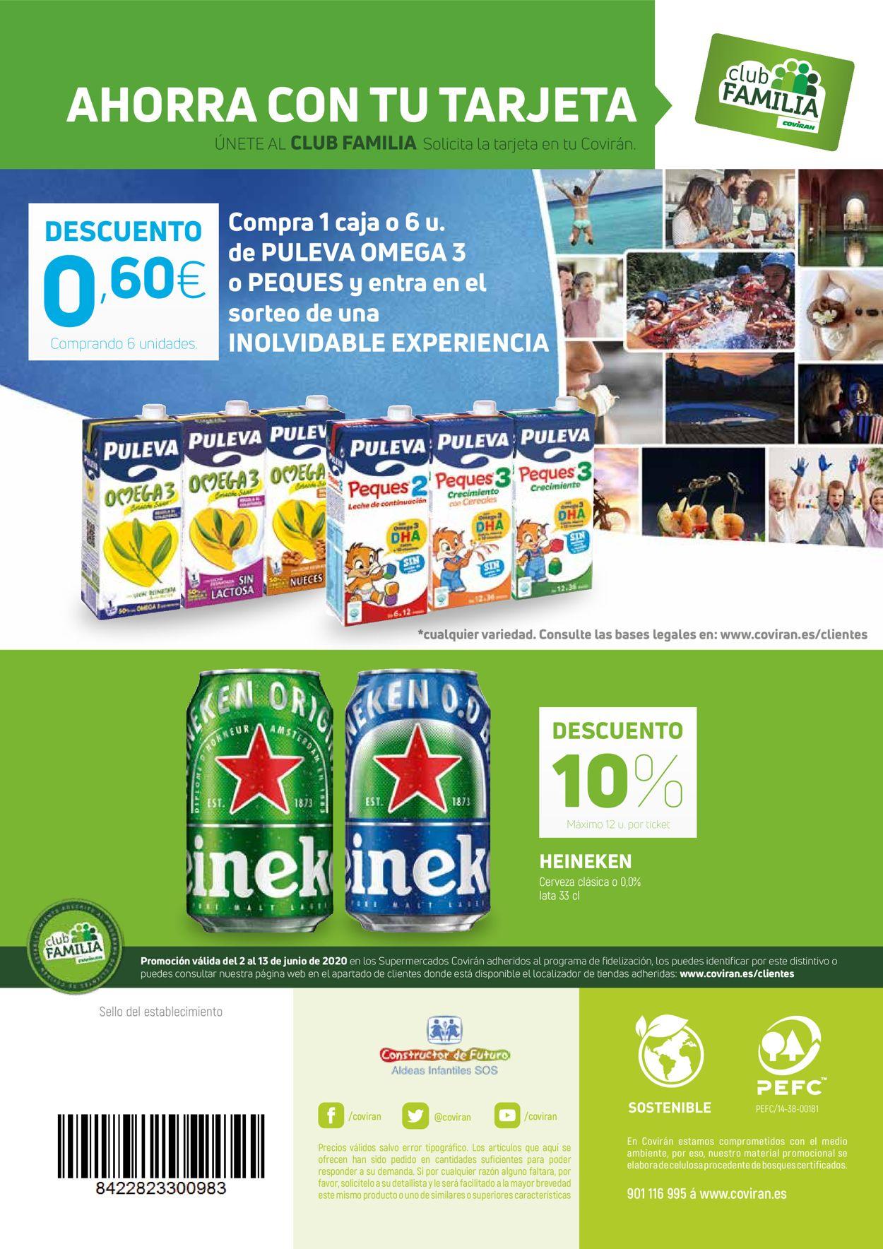Coviran Folleto - 02.06-13.06.2020 (Página 16)