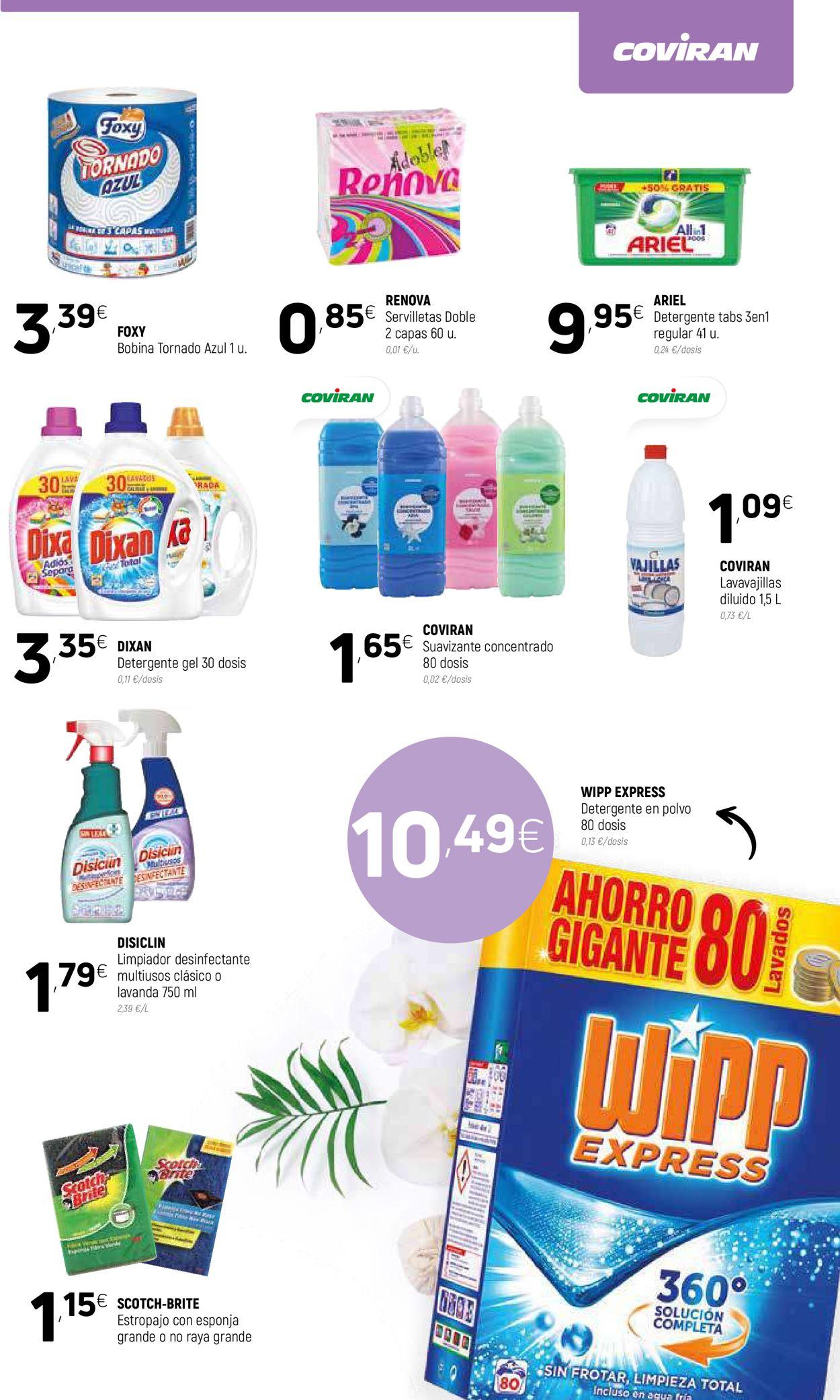 Coviran Folleto - 25.08-05.09.2020 (Página 15)