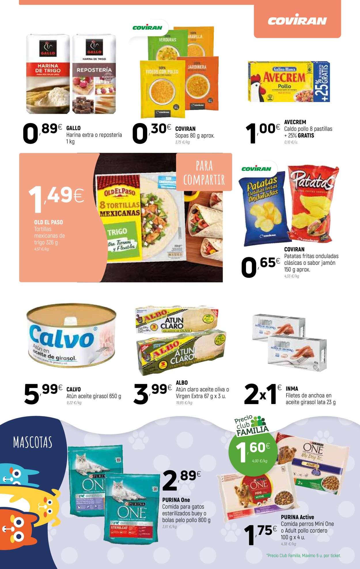 Coviran Folleto - 20.10-31.10.2020 (Página 7)
