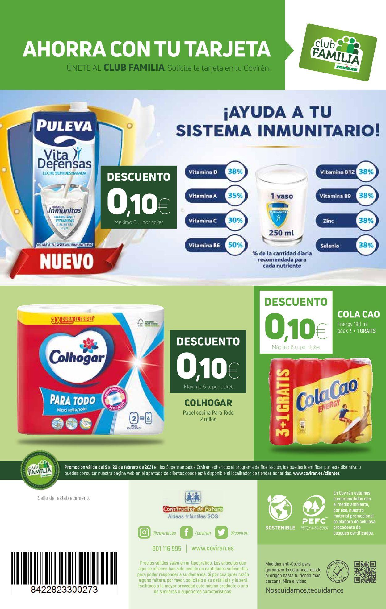 Coviran Folleto - 09.02-20.02.2021 (Página 16)