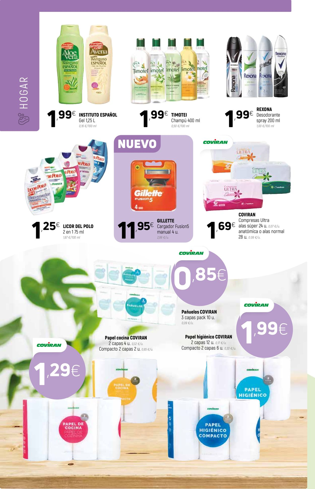 Coviran Folleto - 23.02-06.03.2021 (Página 14)