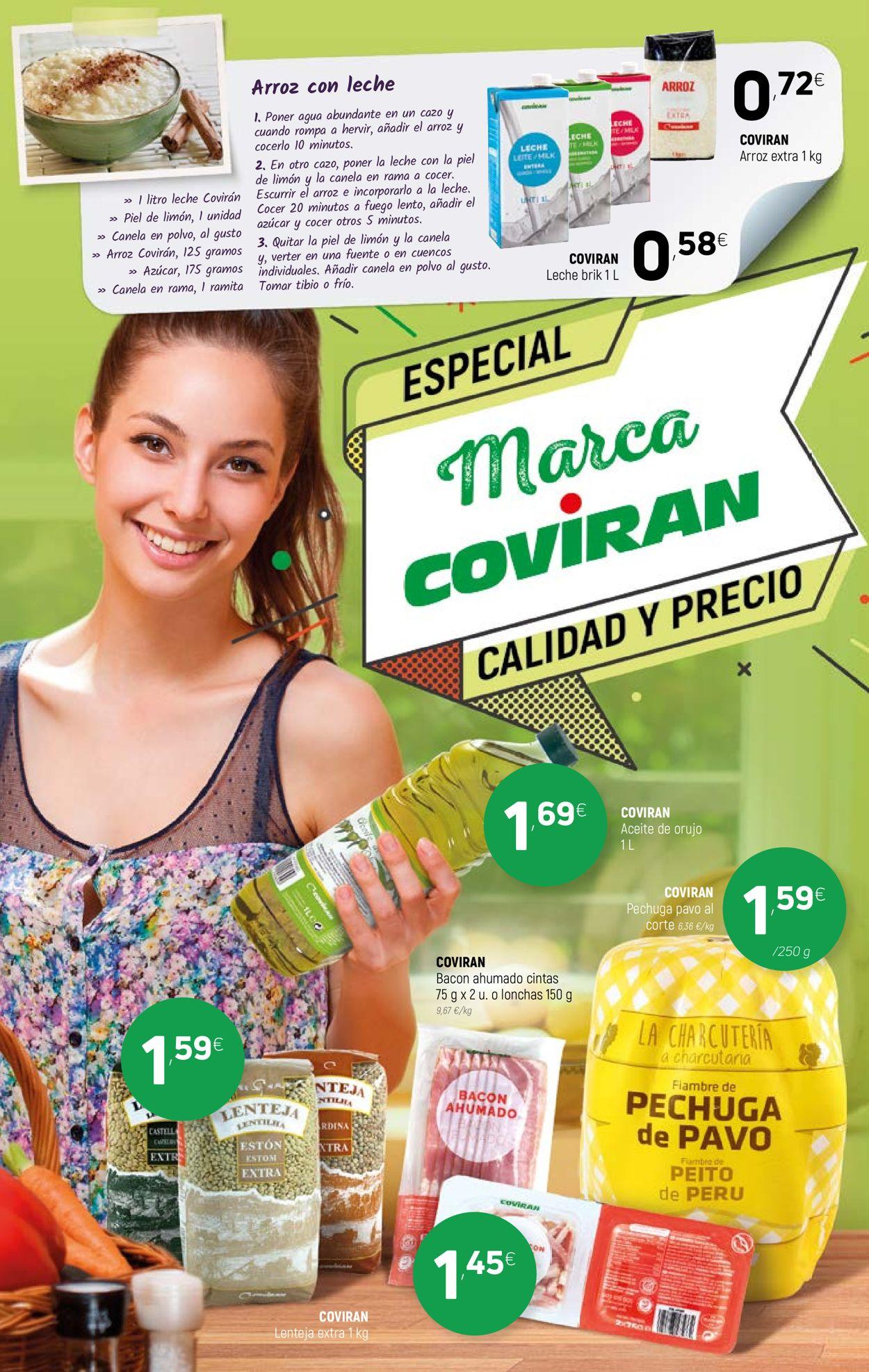 Coviran Folleto - 06.04-17.04.2021 (Página 8)