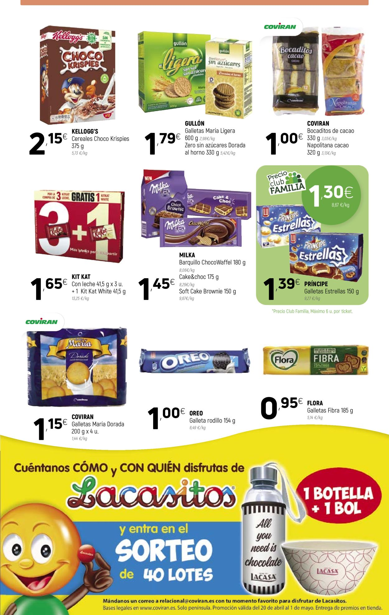 Coviran Folleto - 20.04-01.05.2021 (Página 11)
