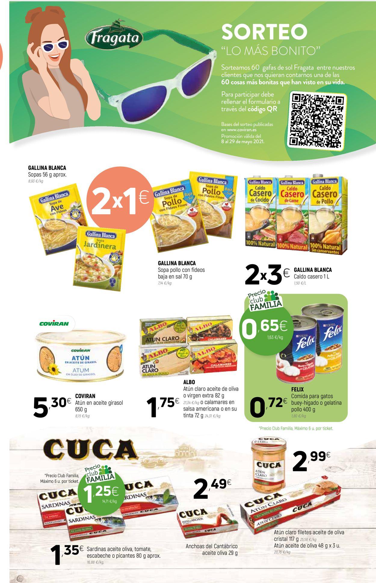 Coviran Folleto - 18.05-29.05.2021 (Página 9)
