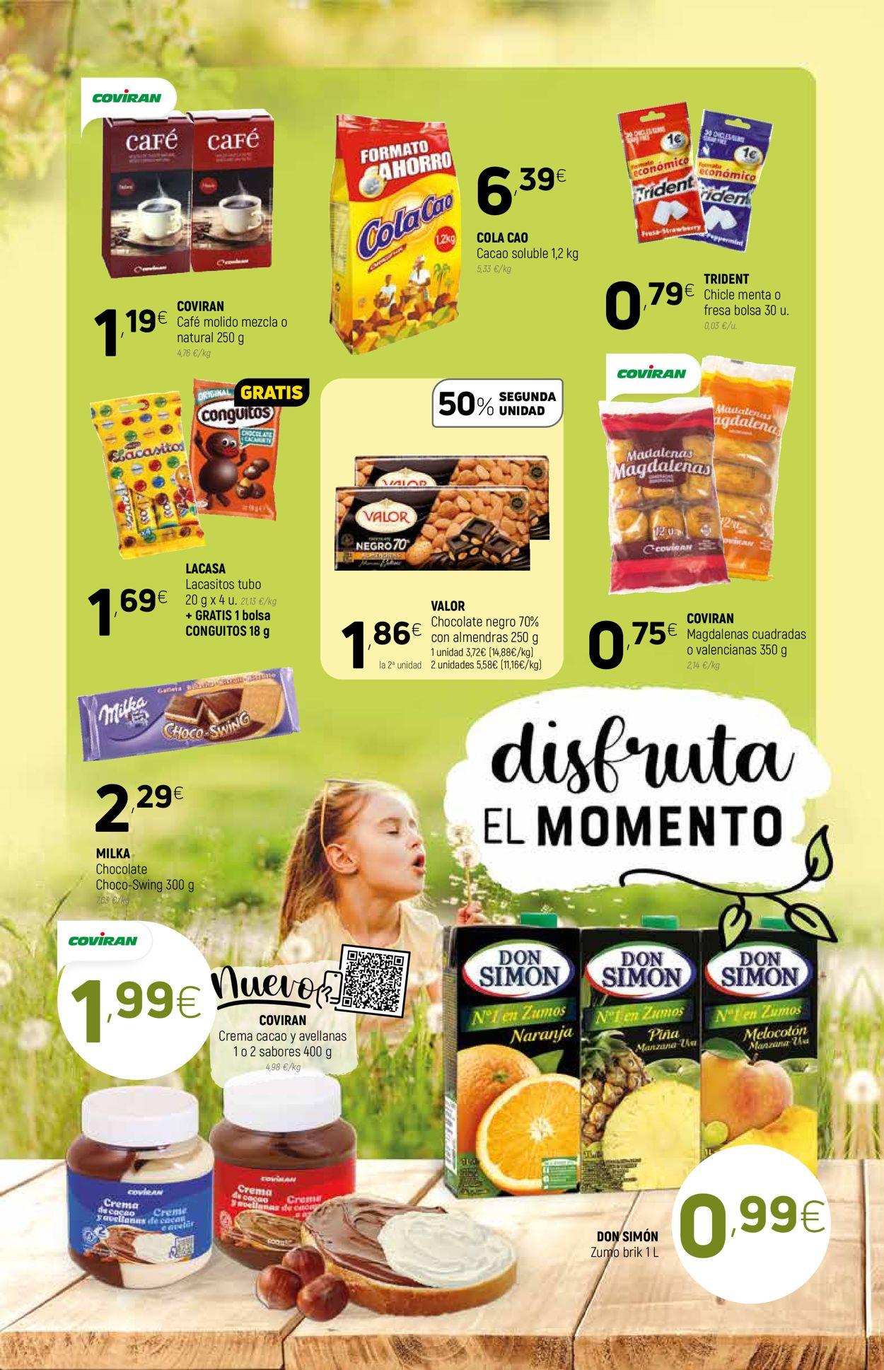 Coviran Folleto - 18.05-29.05.2021 (Página 10)