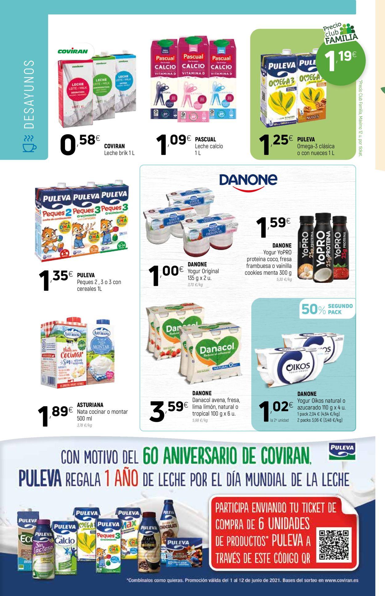 Coviran Folleto - 01.06-12.06.2021 (Página 8)