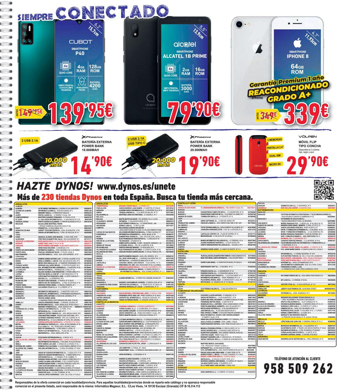 Dynos Folleto - 10.09-07.10.2020 (Página 11)