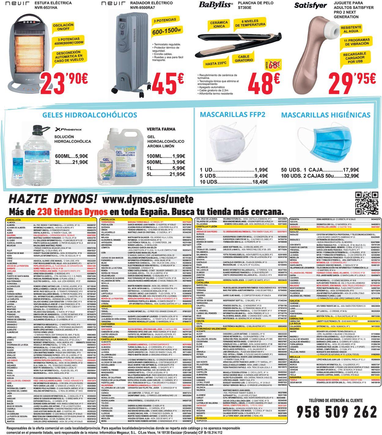 Dynos Folleto - 09.10-07.11.2020 (Página 7)