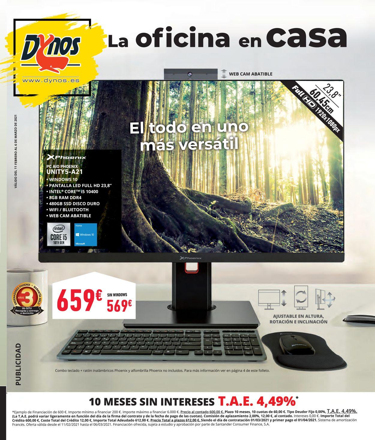 Dynos Folleto - 11.02-06.03.2021