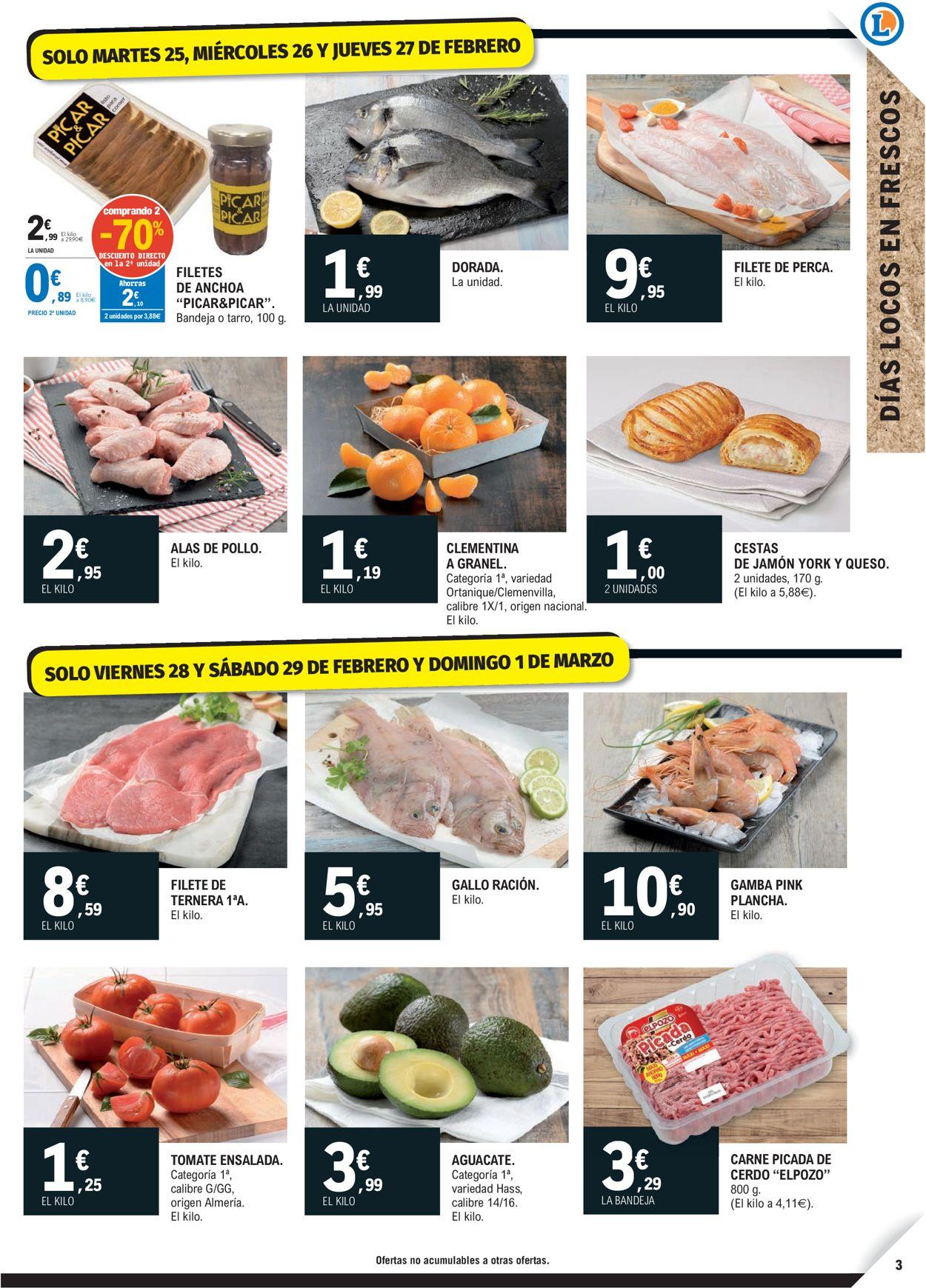 E.leclerc Folleto - 19.02-01.03.2020 (Página 3)