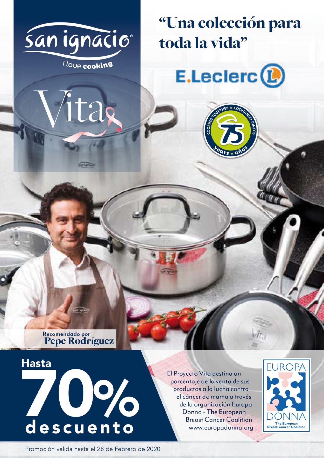 E.leclerc Folleto - 02.12-28.02.2020