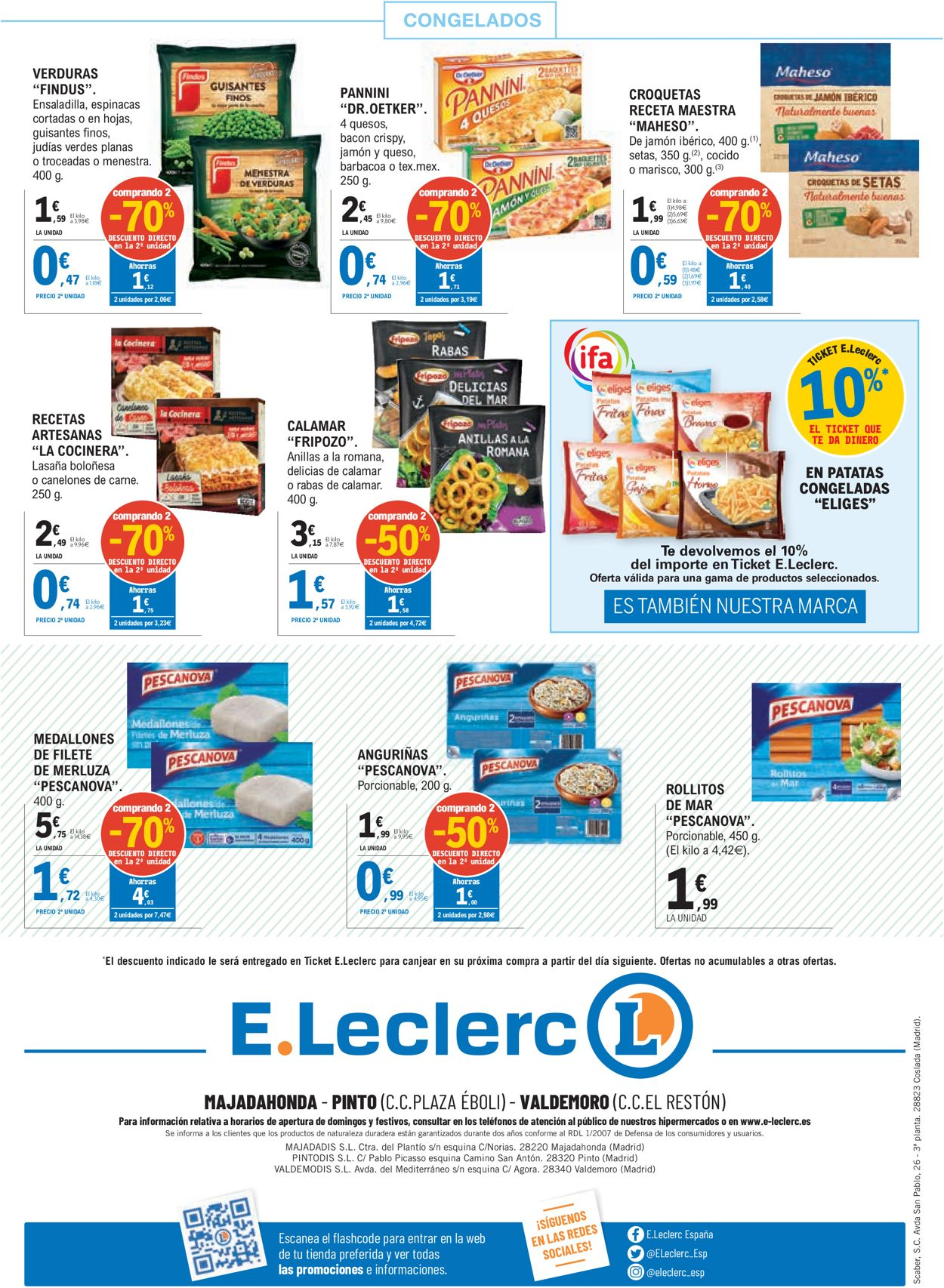 E.leclerc Folleto - 18.03-29.03.2020 (Página 16)