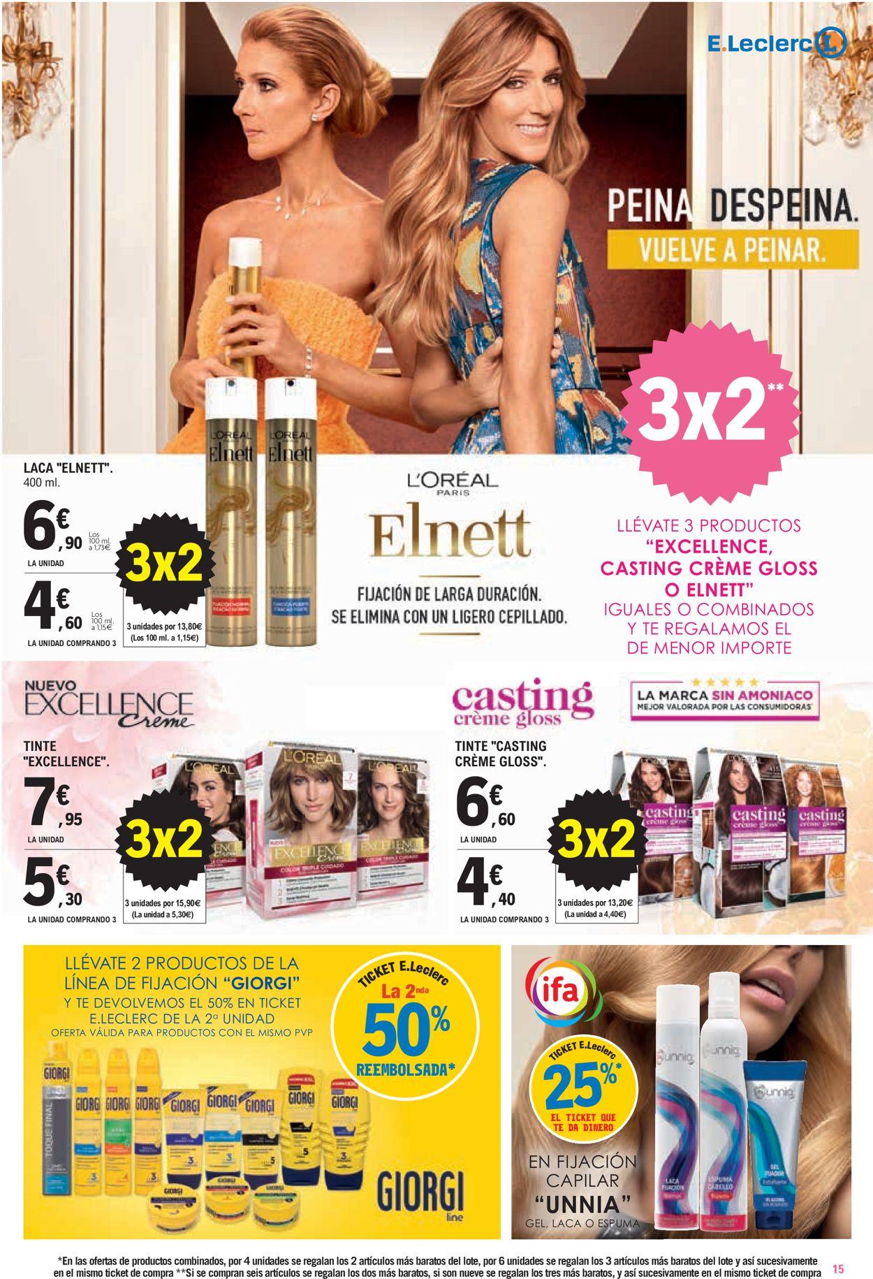 E.leclerc Folleto - 27.05-07.06.2020 (Página 15)