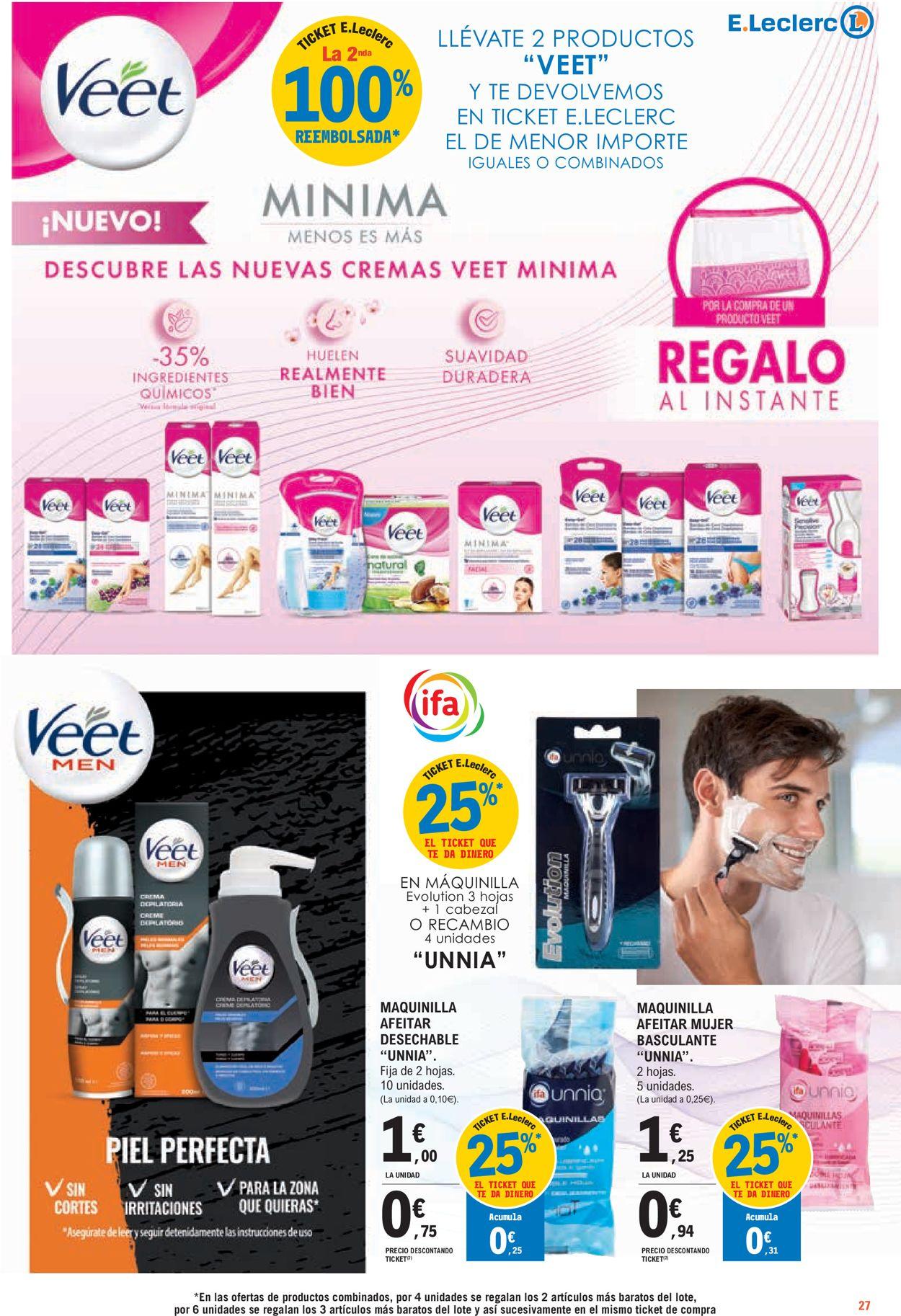 E.leclerc Folleto - 27.05-07.06.2020 (Página 27)
