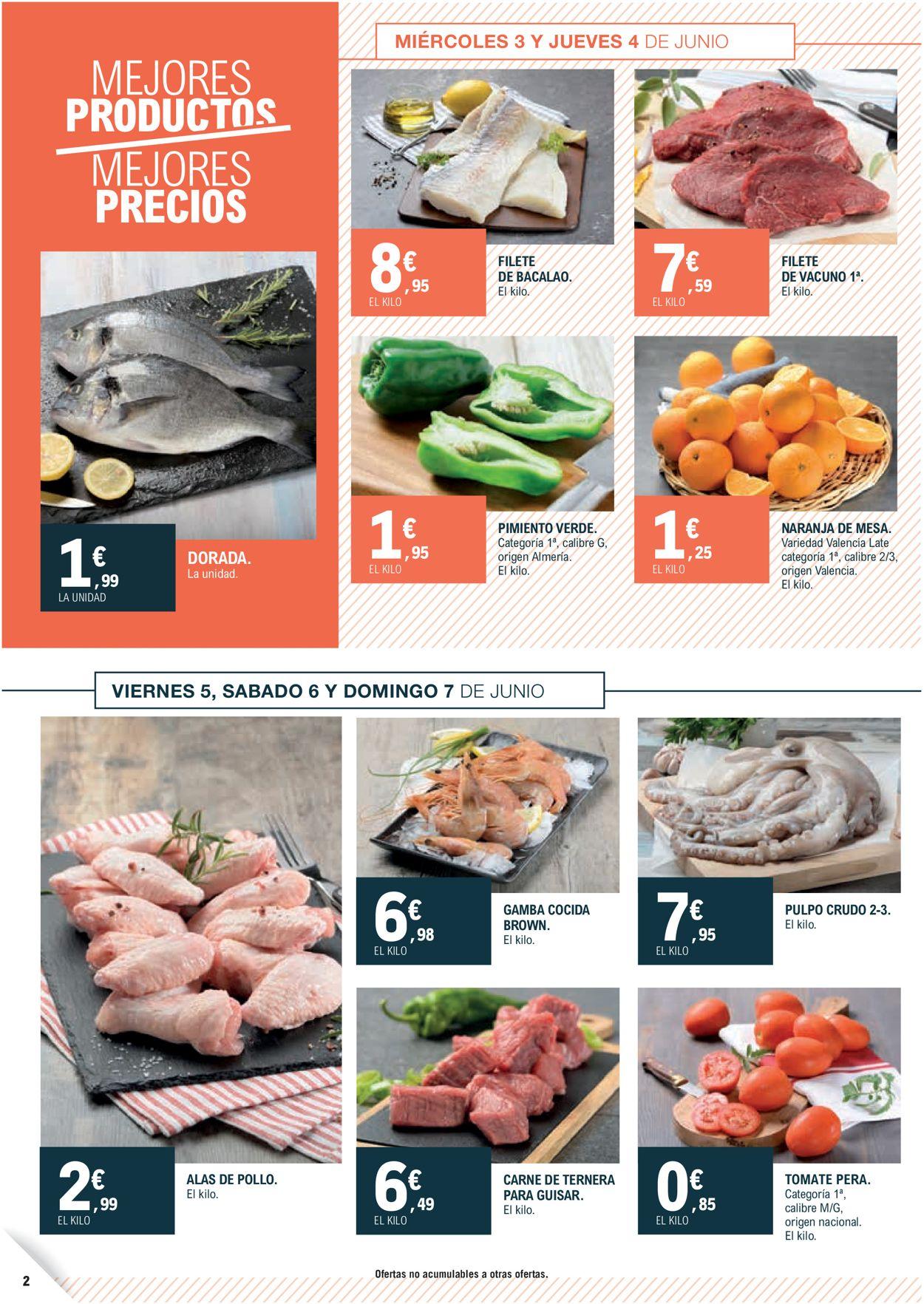 E.leclerc Folleto - 03.06-14.06.2020 (Página 2)
