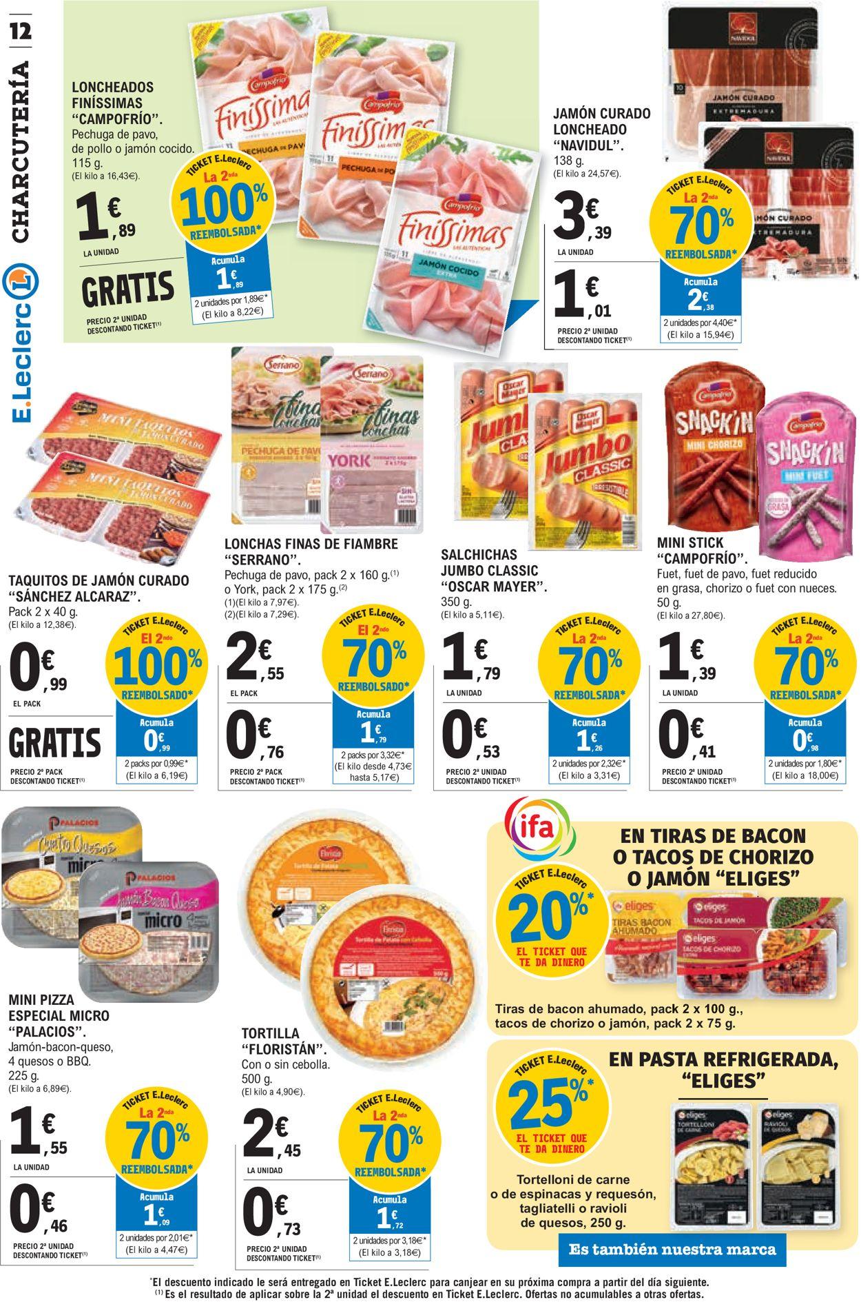E.leclerc Folleto - 10.06-21.06.2020 (Página 12)