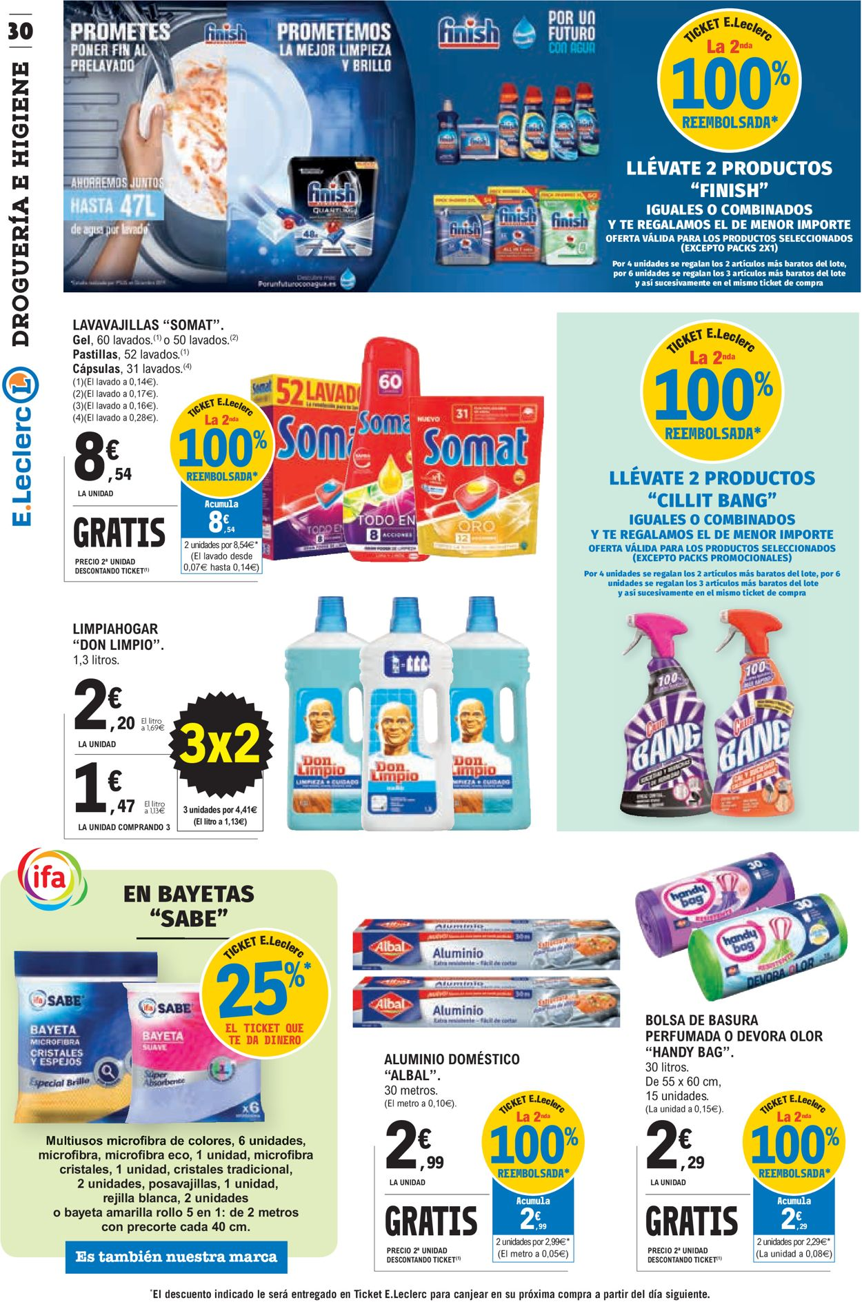 E.leclerc Folleto - 10.06-21.06.2020 (Página 30)