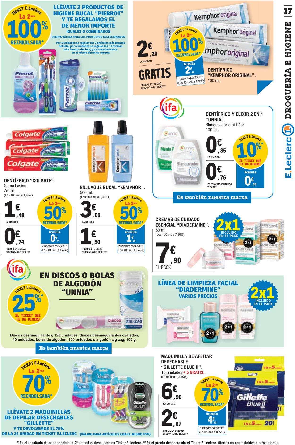 E.leclerc Folleto - 19.08-30.08.2020 (Página 37)