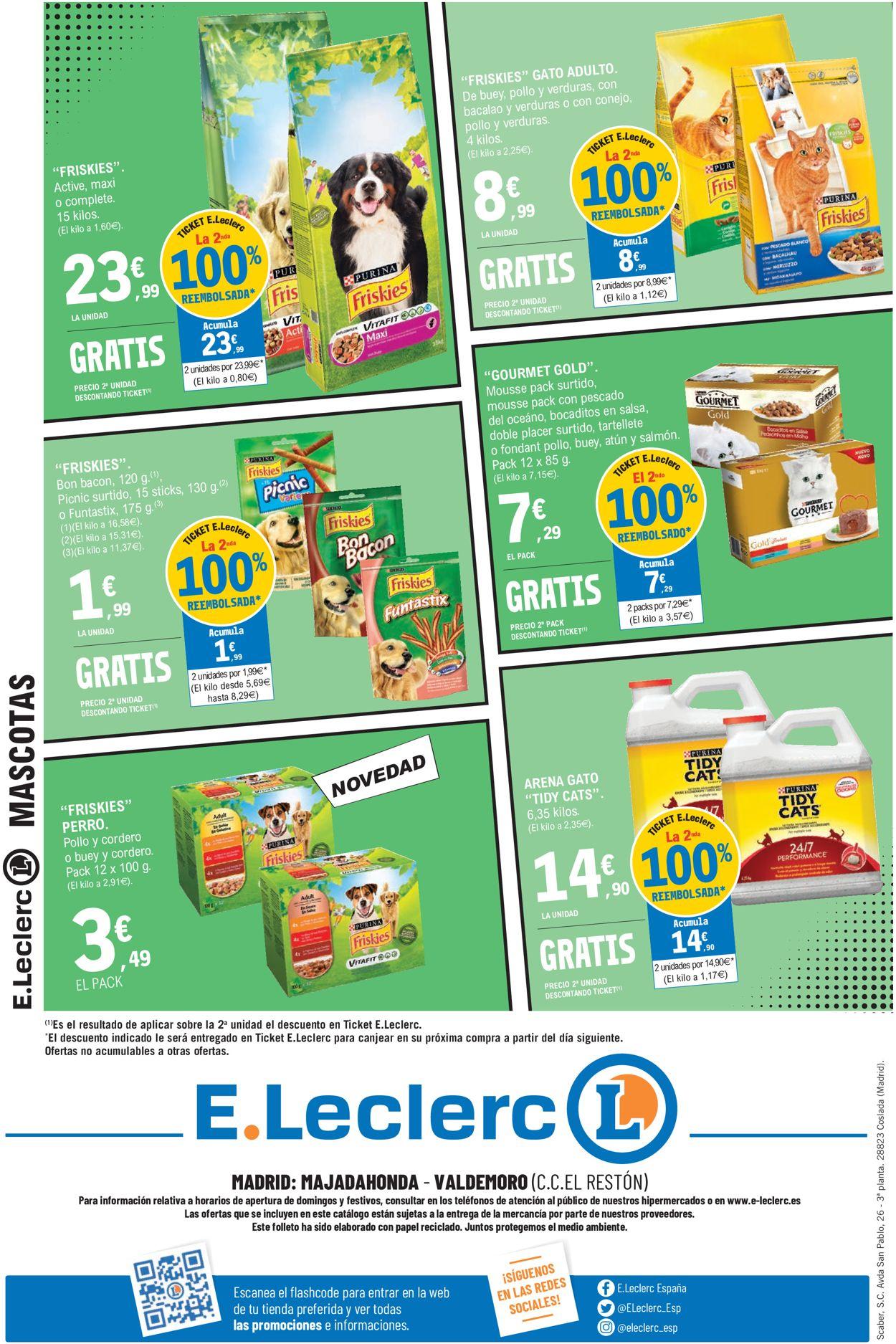 E.leclerc Folleto - 02.09-13.09.2020 (Página 40)