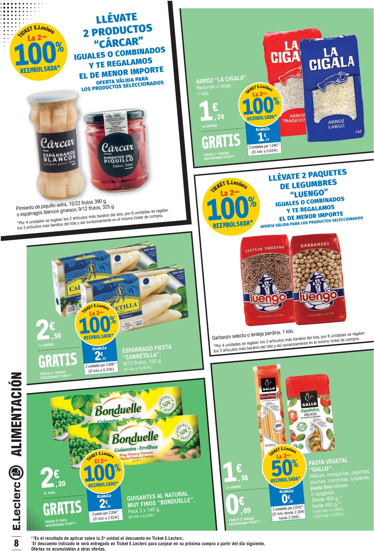 E.leclerc Folleto - 16.09-27.09.2020 (Página 8)