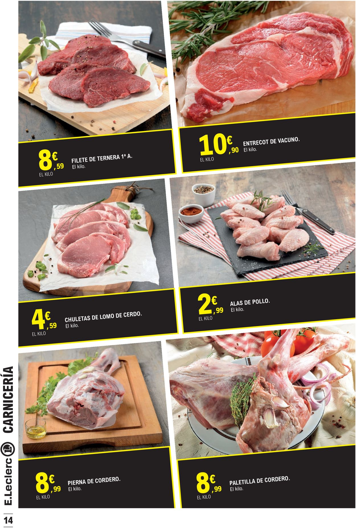 E.leclerc Folleto - 16.09-27.09.2020 (Página 14)