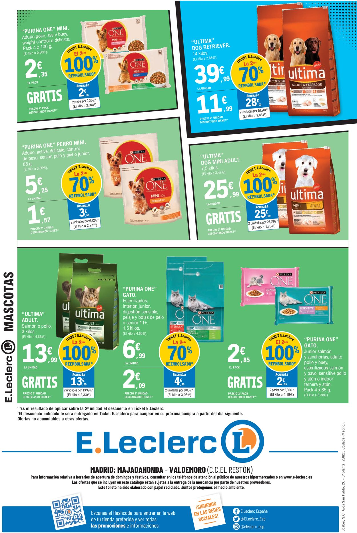 E.leclerc Folleto - 16.09-27.09.2020 (Página 40)