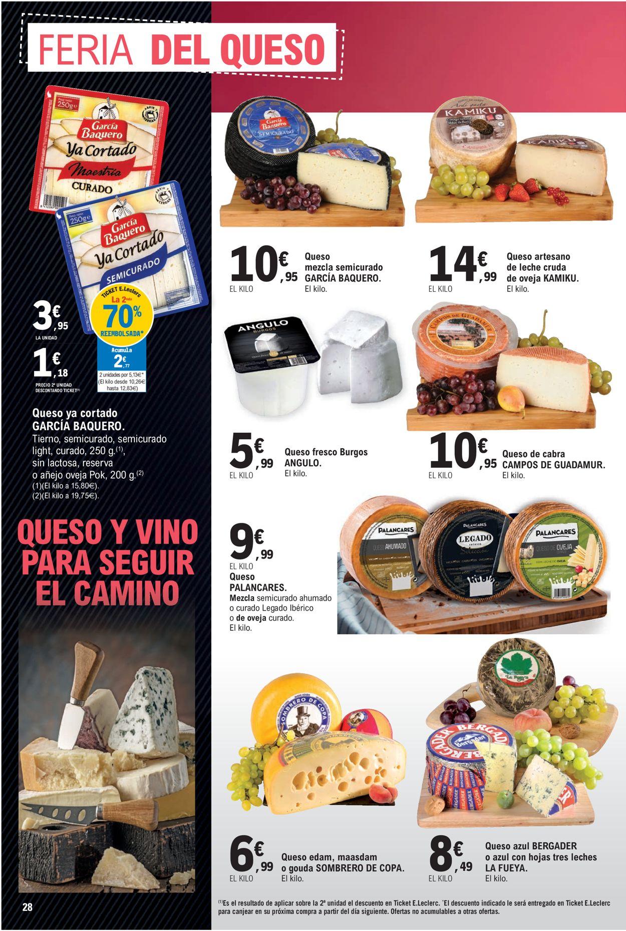 E.leclerc Folleto - 23.09-11.10.2020 (Página 28)