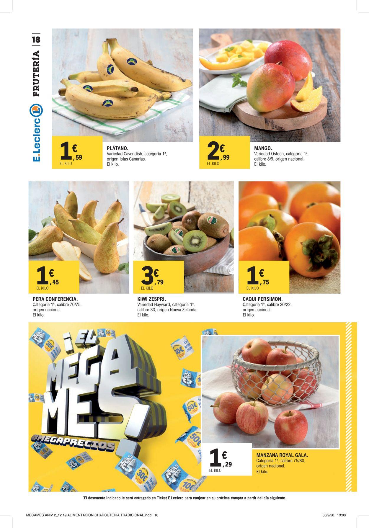 E.leclerc Folleto - 12.10-25.10.2020 (Página 18)