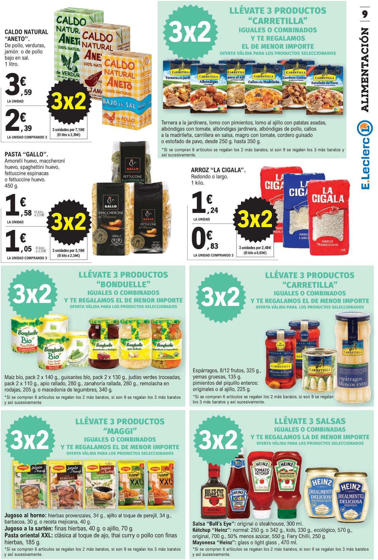 E.leclerc Folleto - 28.10-08.11.2020 (Página 9)