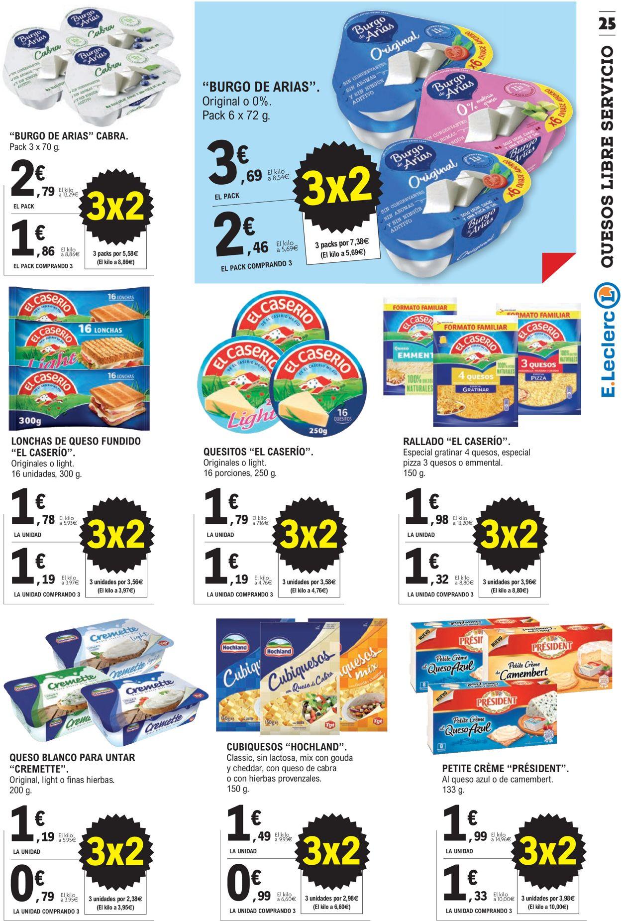 E.leclerc Folleto - 28.10-08.11.2020 (Página 25)