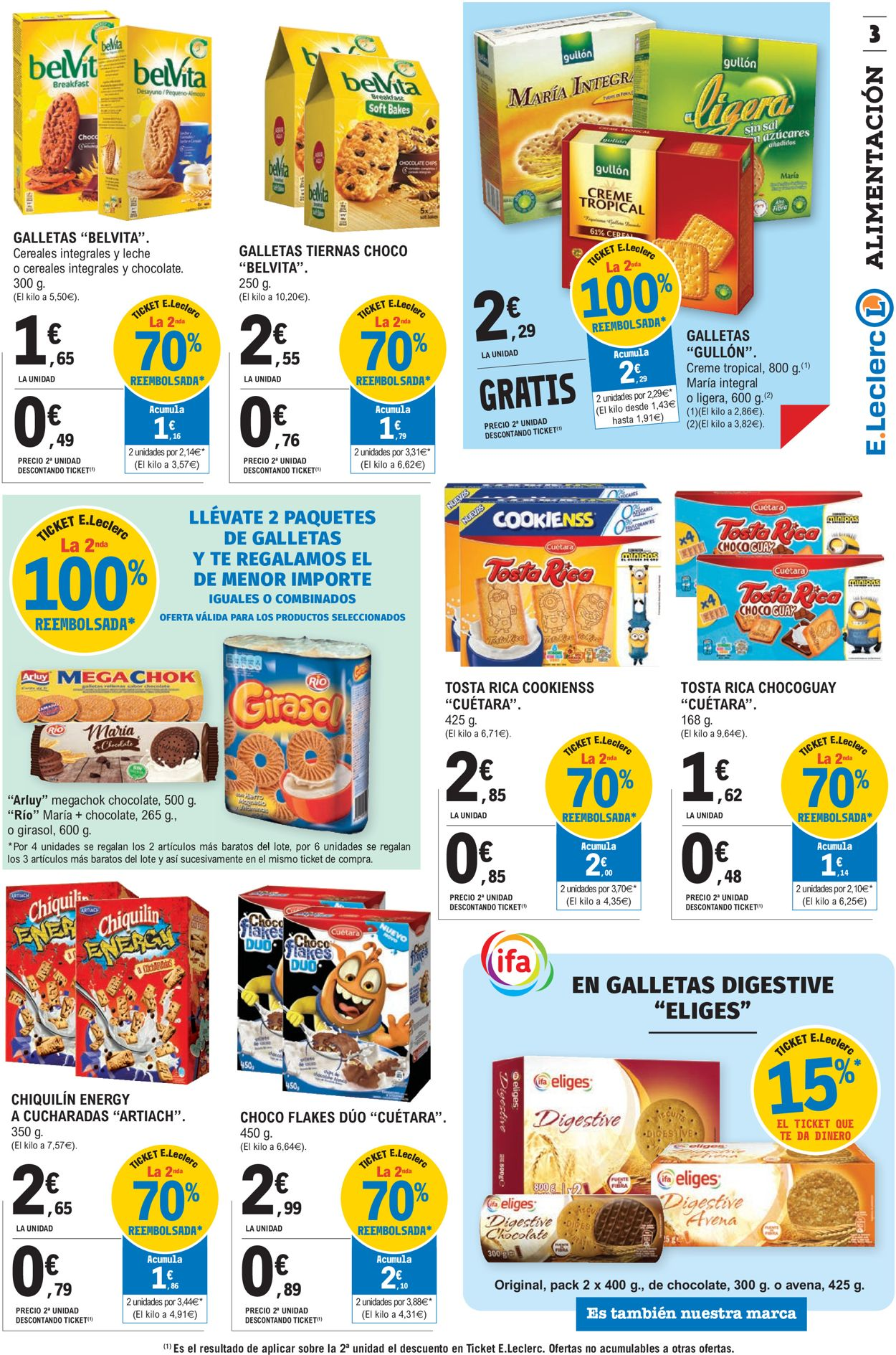 E.leclerc Folleto - 11.11-22.11.2020 (Página 3)