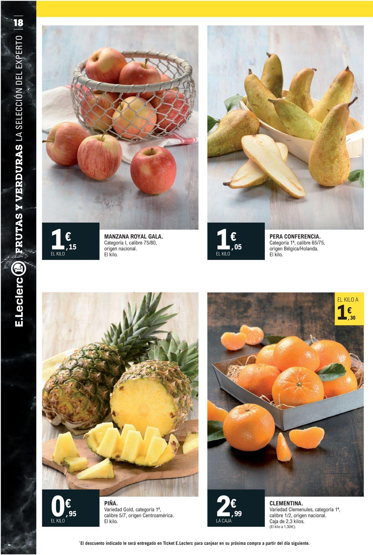 E.leclerc Folleto - 11.11-22.11.2020 (Página 18)