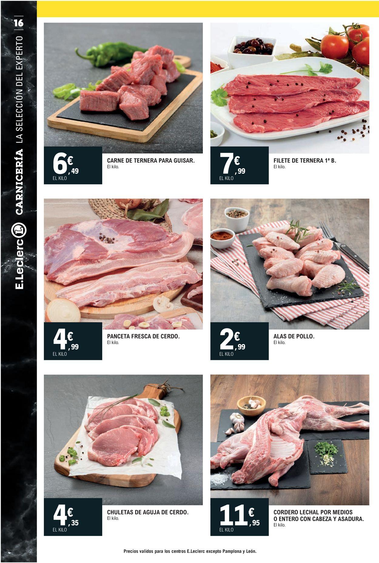 E.leclerc Folleto - 11.11-22.11.2020 (Página 16)
