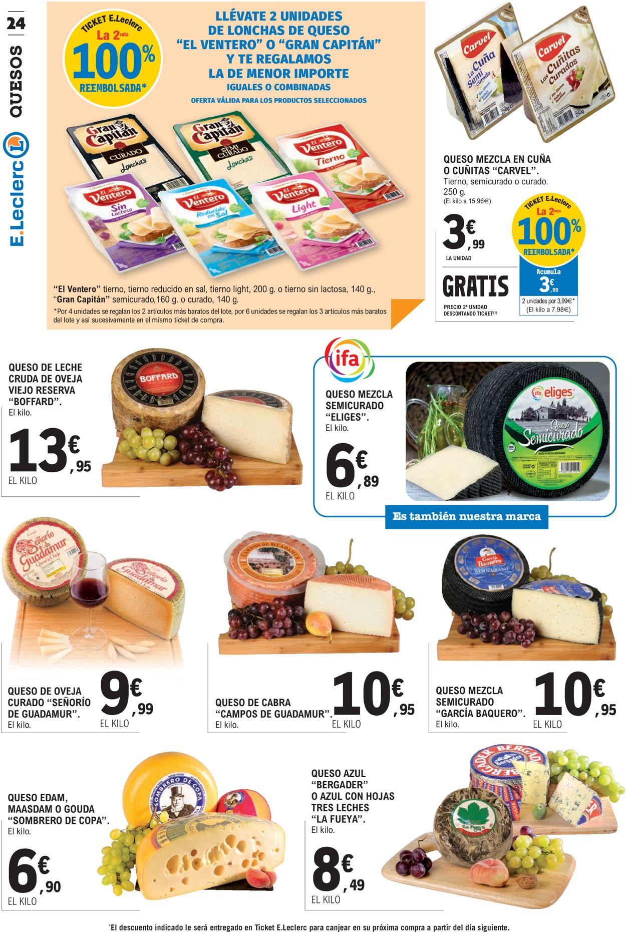 E.leclerc Folleto - 11.11-22.11.2020 (Página 24)