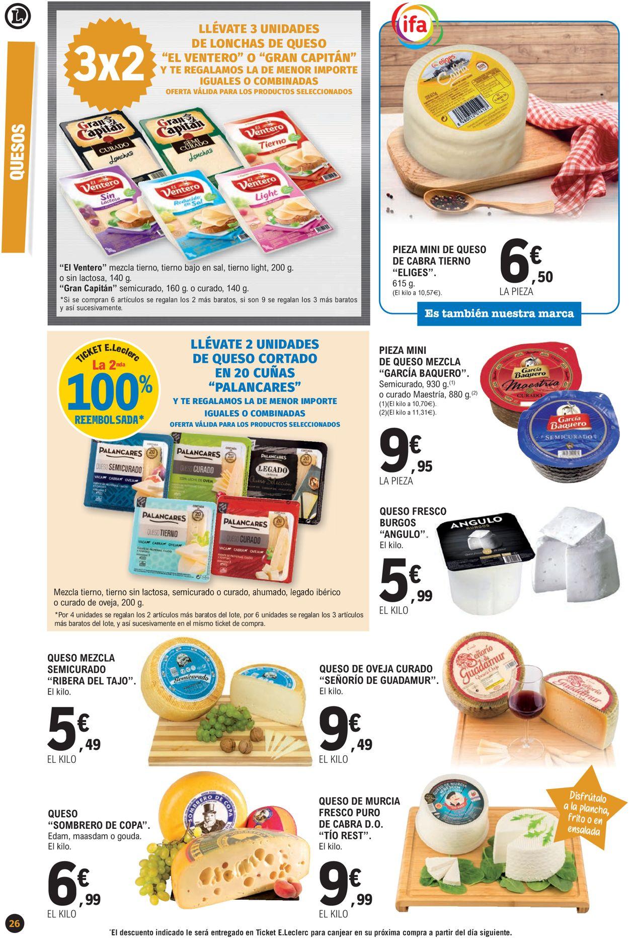 E.leclerc Súper Precios 2021 Folleto - 07.01-17.01.2021 (Página 26)
