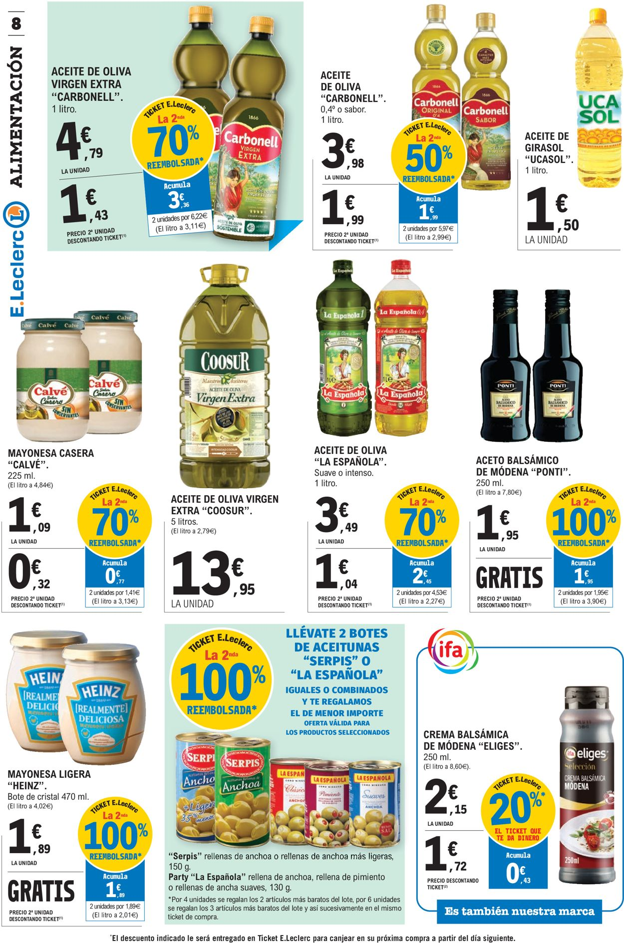 E.leclerc Folleto - 20.01-31.01.2021 (Página 8)