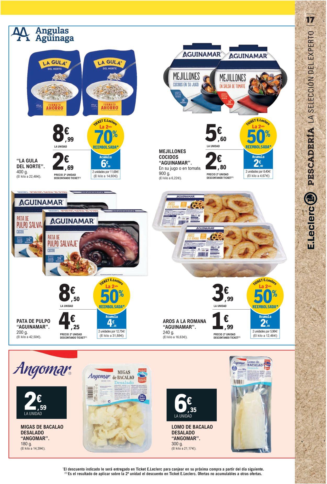 E.leclerc Folleto - 20.01-31.01.2021 (Página 17)
